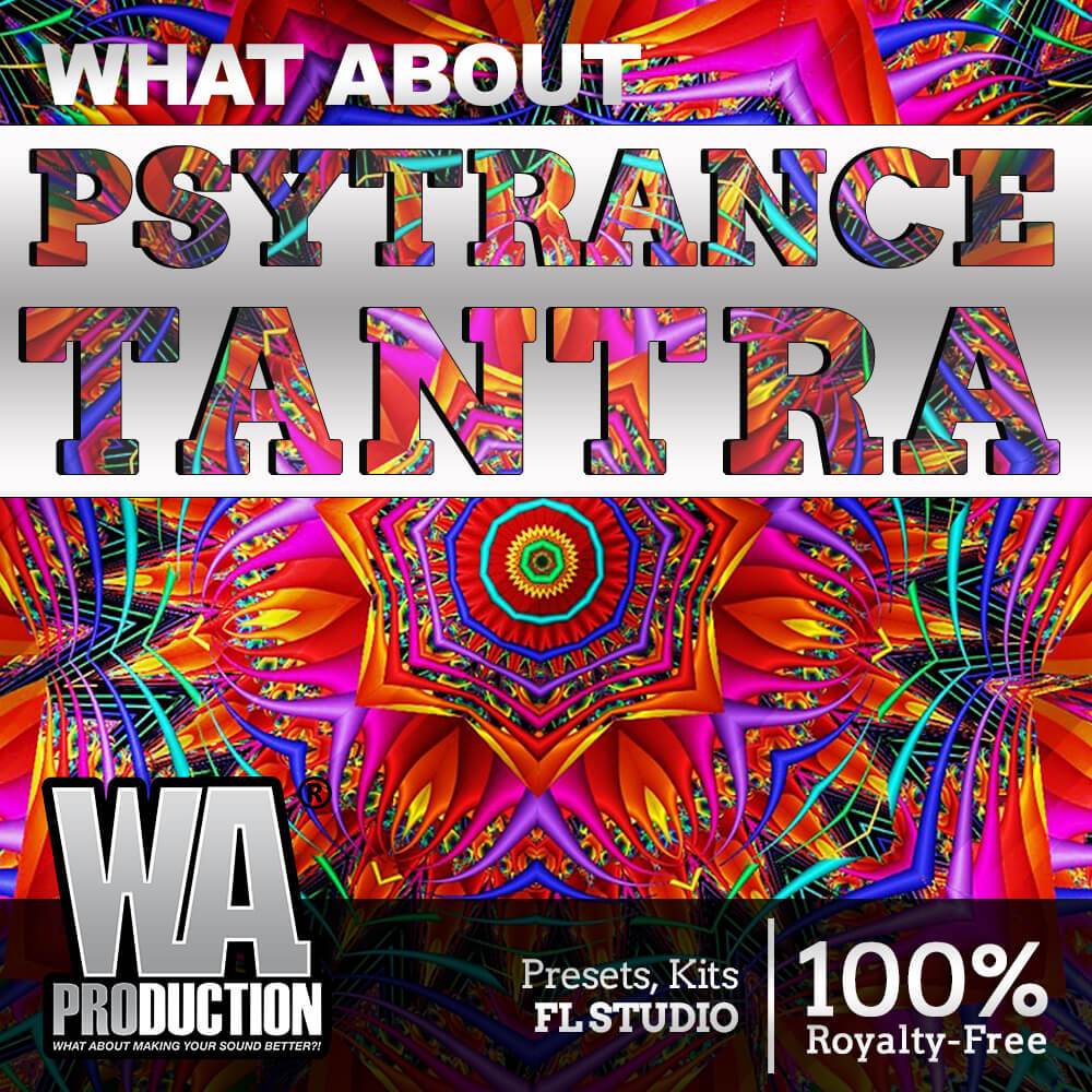 Psytrance Tantra | W  A  Production